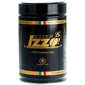 Izzo Gold, zrnková, 250g (014-000097)