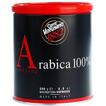 Vergnano Espresso, mletá, 250g (008-001541)
