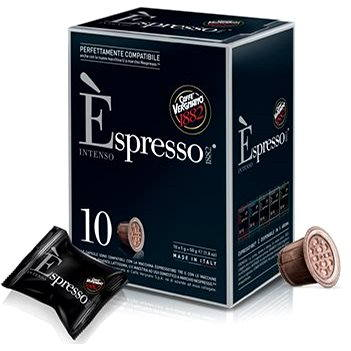 Vergnano Espresso Intenso 10ks (008-006300)