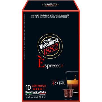 Vergnano Espresso Cremissimo 10ks
