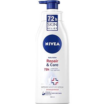 Tělové mléko NIVEA Repair&Care 400 ml (4005808704880)
