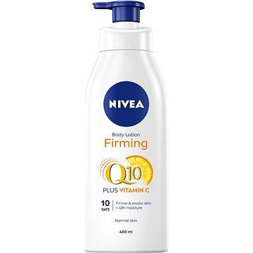 Tělové mléko NIVEA Firming Body Lotion Q10 Plus 400 ml (4005808705757)