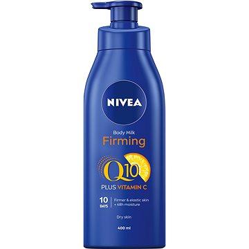 Tělové mléko NIVEA Firming Body Lotion Dry Skin Q10 Plus 400 ml (4005808705788)