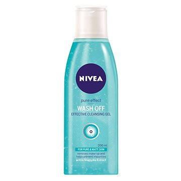 NIVEA VISAGE Pure Effect Wash Off 200 ml (9005800210209)