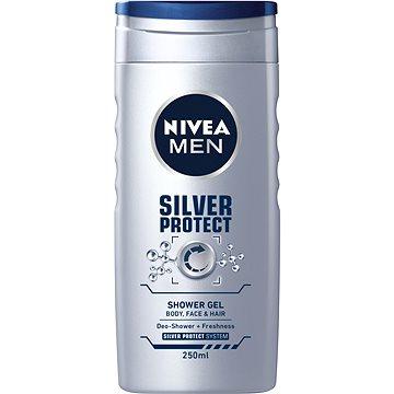 NIVEA Men Silver Protect 250 ml (4005808780785)