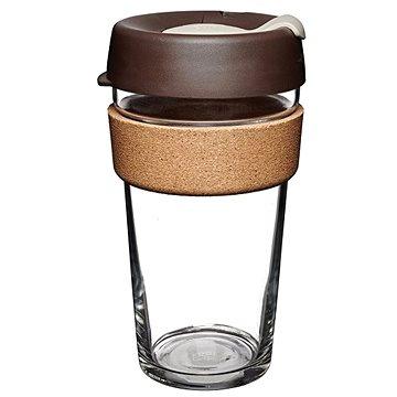 KeepCup Hrnek Brew Cork Almond 454ml L (BCALM16)