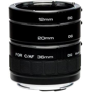 Kenko DG sada mezikroužků pro Canon EF-S (EXTSETCDIGI)