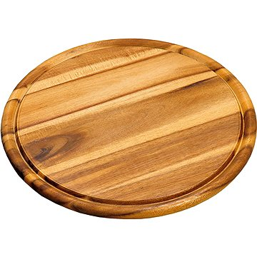 Kesper Servírovací prkénko kulaté akátové dřevo 30cm (28444)