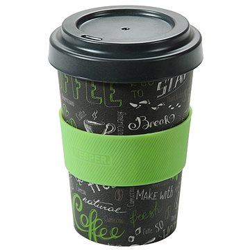 Kesper Kelímek bambusový na kávu 400ml FRESH COFFEE (41231)