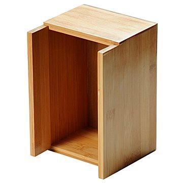 Kesper Zásobník na ubrousky a příbory bambusový (70854)