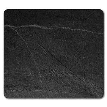 Kesper Multifunkční skleněná deska motiv břidlice 56x50cm (36595)