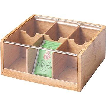 Kesper Úložný box na čaj s víkem (58903)