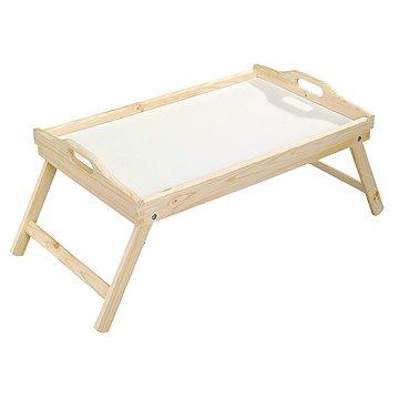 Kesper Servírovací podnos / stolek z borovice 50 x 30,5cm (69014)