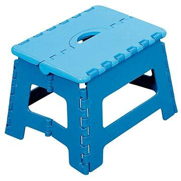 Kesper Stolička plastová modrá (70528)