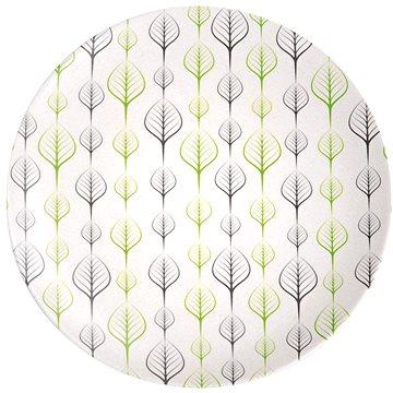 Kesper s dekorem listů, plastový, průměr 25 cm (32701)