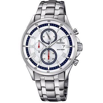 Pánské hodinky FESTINA 6853/1 (8430622662218) + ZDARMA Batoh Festina denim bag