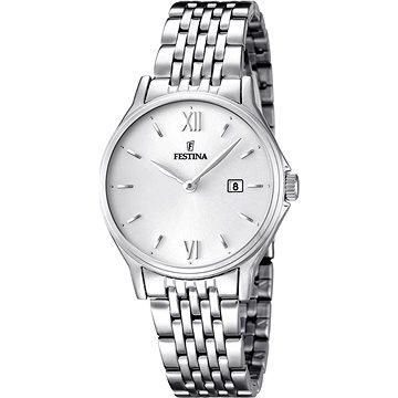 Dámské hodinky FESTINA 16748/2 (8430622595769) + ZDARMA Náramek FESTINA Women´s Time náramek