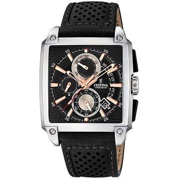 Pánské hodinky FESTINA 20265/4 (8430622690372) + ZDARMA Batoh Festina denim bag