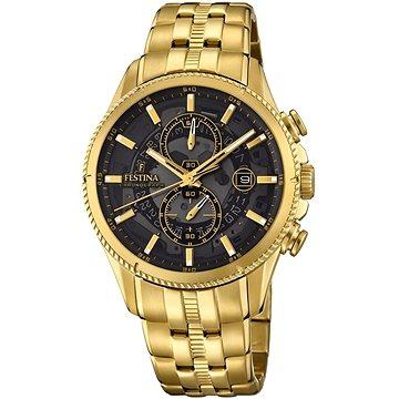 Pánské hodinky FESTINA 20269/3 (8430622690549) + ZDARMA Batoh Festina denim bag