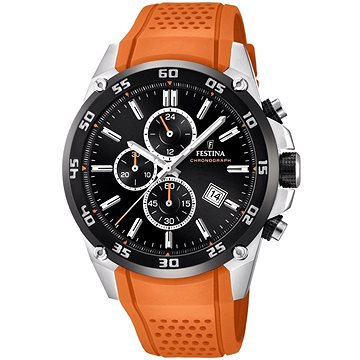 Pánské hodinky FESTINA 20330/4 (8430622697814) + ZDARMA Batoh Festina denim bag