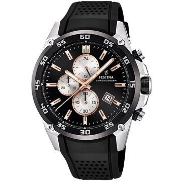 Pánské hodinky FESTINA 20330/6 (8430622697838) + ZDARMA 2x Dárek Katalog FESTINA