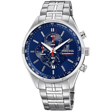 Pánské hodinky FESTINA 6863/3 (8430622694783) + ZDARMA Batoh Festina denim bag