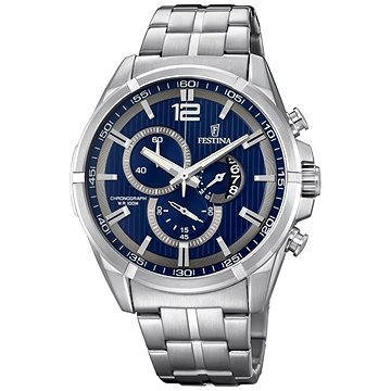 Pánské hodinky FESTINA 6865/3 (8430622694882) + ZDARMA Batoh Festina denim bag