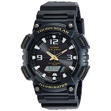 Pánské hodinky CASIO AQ S810W-1B (4971850960584)