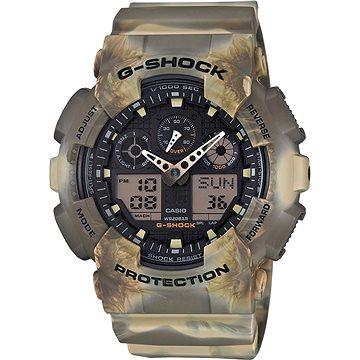 Pánské hodinky CASIO G-SHOCK GA 100MM-5A (4549526112928)