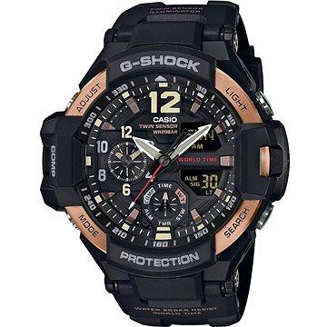 Pánské hodinky CASIO G-SHOCK GA 1100RG-1A (4549526141089)