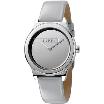 ESPRIT Magnolia Silver L. Grey Patent 2690 (4894626012150)