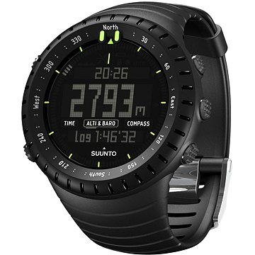 Sporttester SUUNTO CORE ALL BLACK (SS014279010)