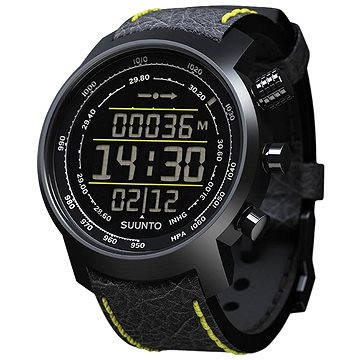 Sporttester SUUNTO ELEMENTUM TERRA N/BLACK/YELLOW LEATHER (SS019997000)
