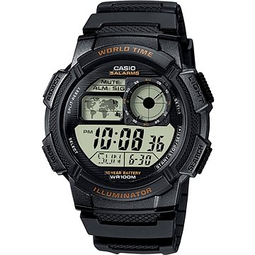 Pánské hodinky CASIO AE 1000W-1A (4971850443346)