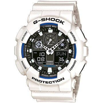 CASIO G-SHOCK GA 100B-7A (4971850948377)