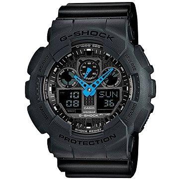 Pánské hodinky Casio G-SHOCK GA 100C-8A (4971850981411) + ZDARMA Elektronický časopis Exkluziv - aktuální vydání od ALZY Elektronický časopis Interview - aktuální vydání od ALZY