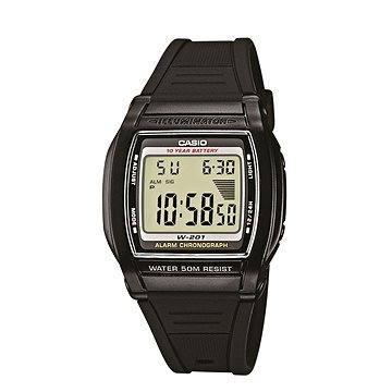 Pánské hodinky CASIO W 201-1 (4971850816638)
