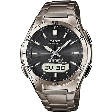 Pánské hodinky Casio WVA M640TD-1A (4971850924258) + ZDARMA Elektronický časopis Exkluziv - aktuální vydání od ALZY Elektronický časopis Interview - aktuální vydání od ALZY