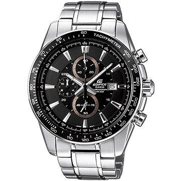 Pánské hodinky CASIO EF-547D-1A1VEF (4971850441823) + ZDARMA Elektronický časopis Exkluziv - aktuální vydání od ALZY Elektronický časopis Interview - aktuální vydání od ALZY