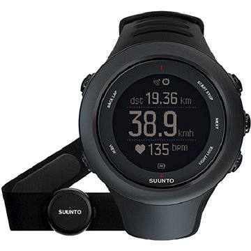 Sporttester SUUNTO AMBIT3 Sport Black HR
