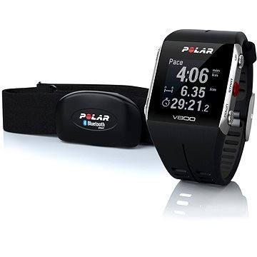 Sporttester Polar V800 HR černý (725882033556)