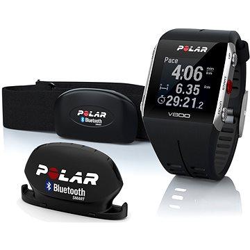 Sporttester Polar V800 HR černý Combo (8595228003411)