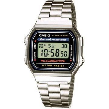 Pánské hodinky CASIO A-168A-1 (4971850436713)