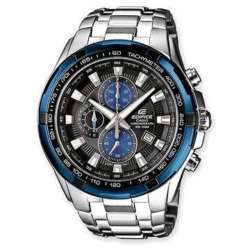 Pánské hodinky Casio EF 539D-1A2 (4971850910336) + ZDARMA Stříbrná pamětní mince Alza pamětní stříbrňák 20 let Alza.cz 1/2 Oz, hmotnost 16g
