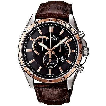 Pánské hodinky Casio EFR 510L-5 (4971850948872) + ZDARMA Elektronický časopis Exkluziv - aktuální vydání od ALZY Elektronický časopis Interview - aktuální vydání od ALZY