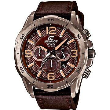 Pánské hodinky Casio EFR 538L-5A (4971850998112) + ZDARMA Elektronický časopis Exkluziv - aktuální vydání od ALZY Elektronický časopis Interview - aktuální vydání od ALZY