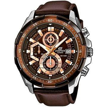 Pánské hodinky CASIO EFR 539L-5A (4971850997955) + ZDARMA Elektronický časopis Exkluziv - aktuální vydání od ALZY Elektronický časopis Interview - aktuální vydání od ALZY