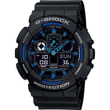 CASIO G-SHOCK GA 100-1A2 (4971850443902)