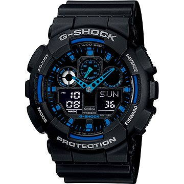 Pánské hodinky Casio GA 100-1A2 (4971850443902)