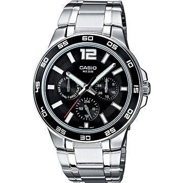 Pánské hodinky CASIO MTP 1300D-1A (4971850445432)